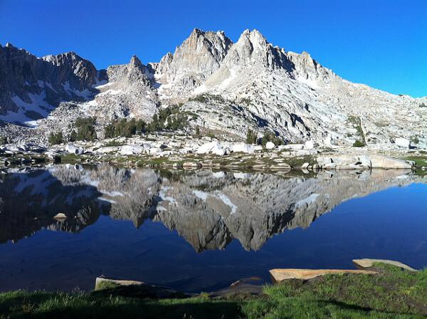 John Muir Trail USA
