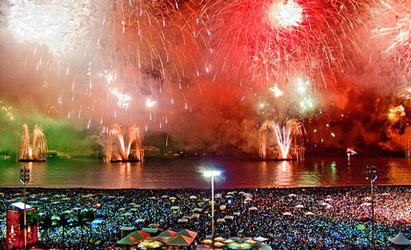 Rio de Janeiro New Year