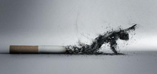 Smoking addict