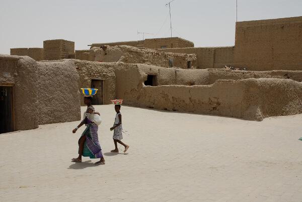 Timbuktu in Mali