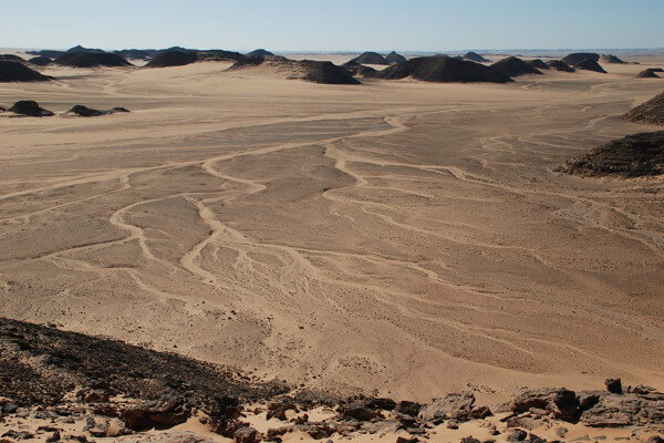 Wadi Halfa in Sudan