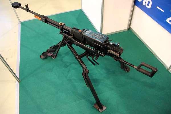 Kord Machine Gun Russia