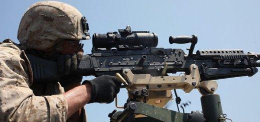 M240 Machine Gun