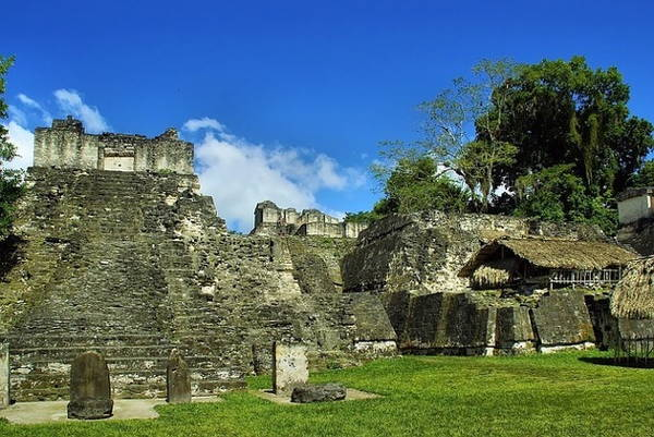 Mayan Civilization Collapse