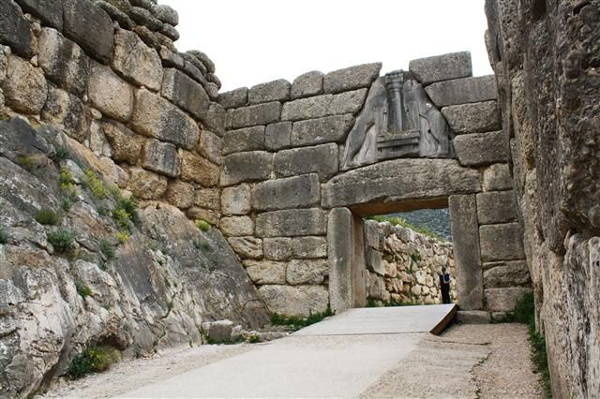 Mycenaean Civilization Mysteriously Lost