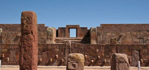 Tiwanaku Civilization Mysteriously Lost