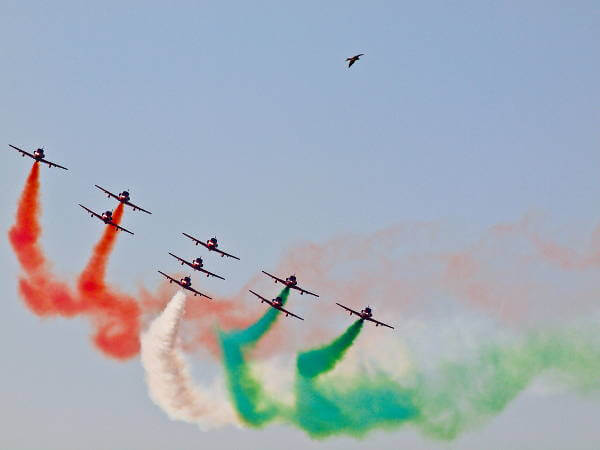 Aero India - Air Shows in Bangalore