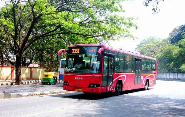 BMTC Volvo Services - One of the Best in India