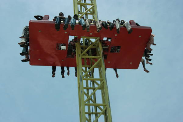 Wonderla - Best Amusement Park in India