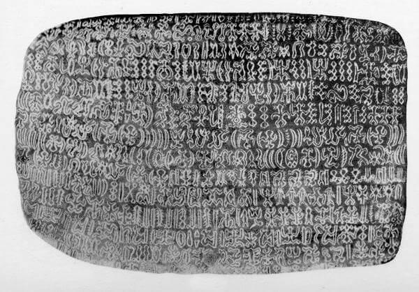 Rongorongo Script
