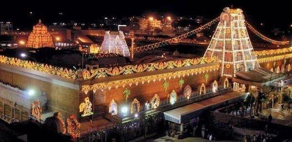 Tirupati Lord Balaji