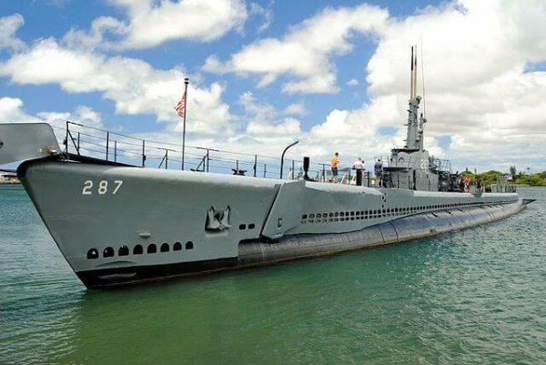 Gato Class Submarine