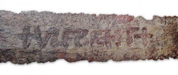 The Ulfbehrt Sword