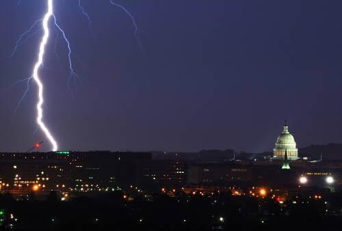 13 Year Old Boy Struck By Lightning on 13th Friday