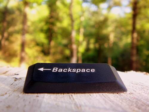 99% People Backspace Their Password When One Character Mistake