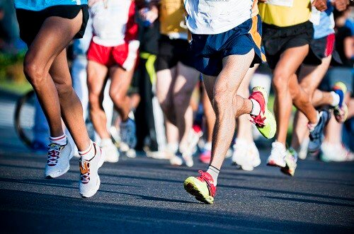 Humans are the best Long Distance Runners