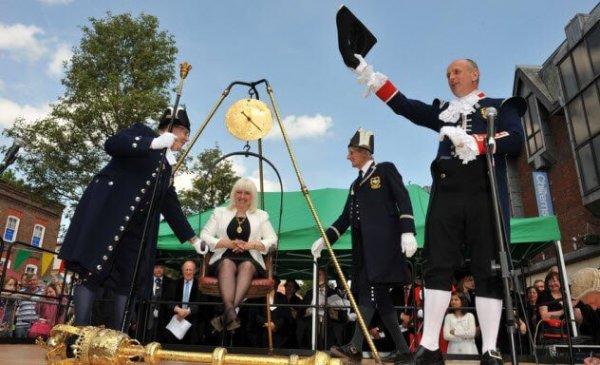Mayor of High Wycombe