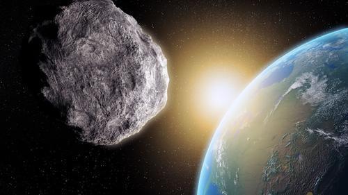 Mega Asteroid Hit Australia 3.5 billion Years Ago