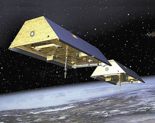 NASA's Chasing Satellites Are Called Tom & Jerry