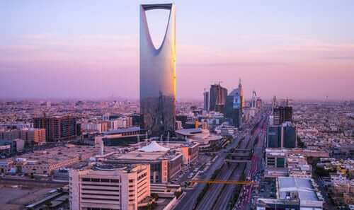 Saudi Arabia is the Largest Country in the World without River
