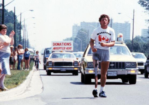 Terry Fox Marathon of Hopes
