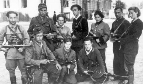 The Avengers were a real team of Jewish assassins