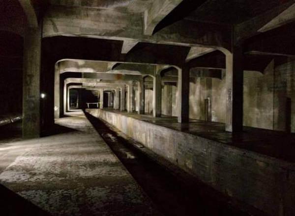 Cincinnati Subway in Ohio