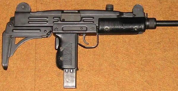 Uzi Sub Machine Gun