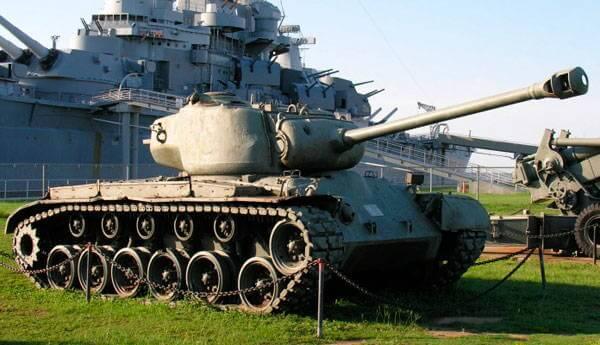 American M26 Pershing