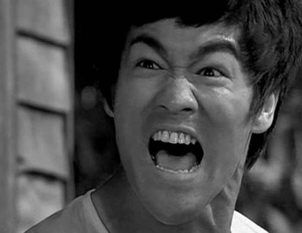 Bruce Lee Had Chronic Back Pain