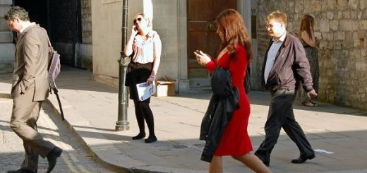 Distracted Walking