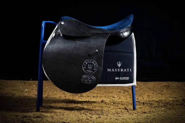 Horse Saddle by Mesarati
