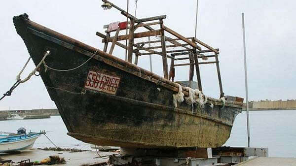 Korean Army Ghost Boats