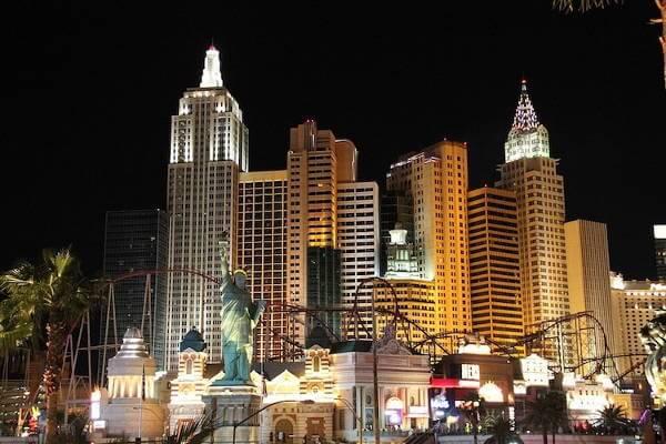 Las Vegas in USA