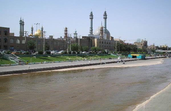 Qom River