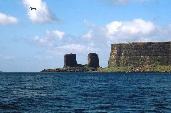 The Kerguelen Island