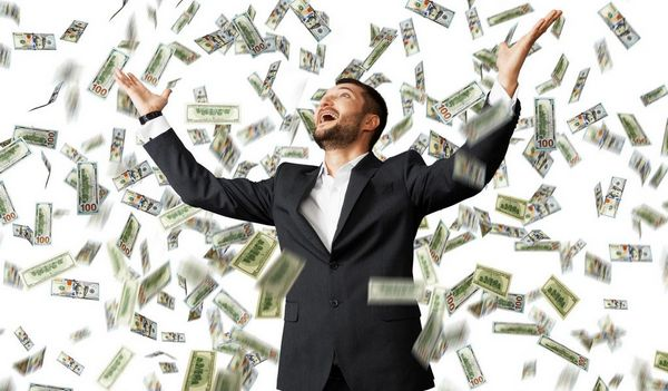 Millionaire with Bitcoins