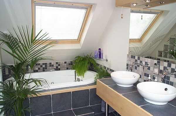 Upgrade Bathroom