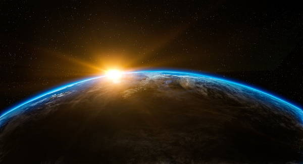 Earth Would Travel in a Straight Line Without Sun
