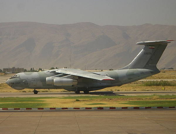 Iranian Air Force Ilyushin II-76